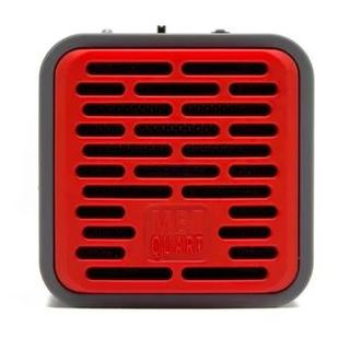 Qub One Bluetooth Speaker (Red)