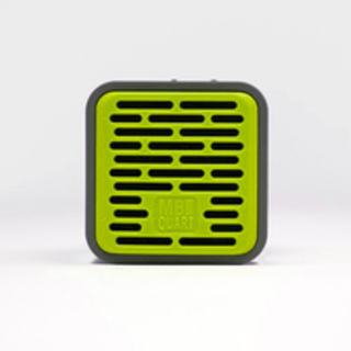 Qub One Bluetooth Speaker (Lime Green)