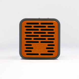 Qub One Bluetooth Speaker (Orange)