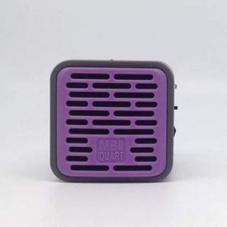 Qub One Bluetooth Speaker (Purple)