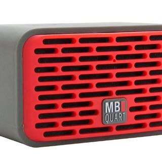 Qub Four Bluetooth Speaker (Red)