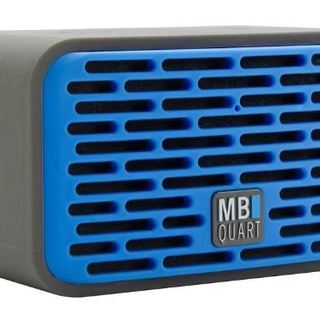 Qub Four Bluetooth Speaker (Blue)