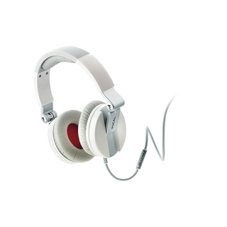 FOCAL SPIRIT ONE High-Fidelity Travel Headphones (White)