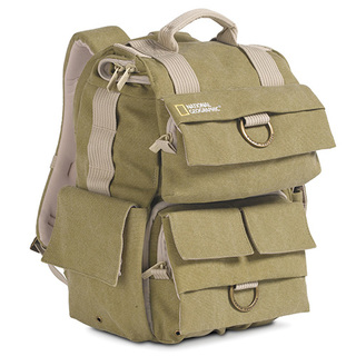 National Geographic NG 5158 Earth Explorer Camera Backpack - Beige