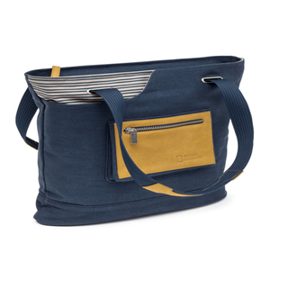 National Geographic NG MC 2550 Tote Camera Bag - Blue