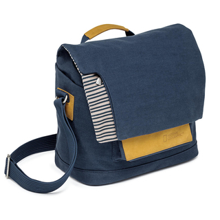 National Geographic NG MC 2450 Messenger Camera Bag - Blue