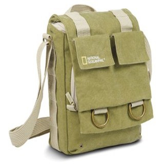 National Geographic NG 2300 Slim Camera Shoulder Bag - Beige