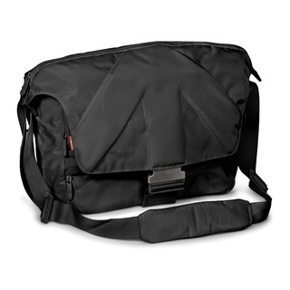 Manfrotto MB SM390-7BC Unica VII Messenger Bag - Black