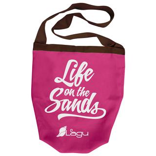 LAGU ROSA BAG (Fuchsia Pink)