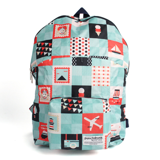 7107 Foldable Backpack