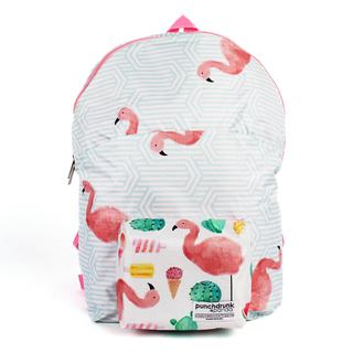 Summer Fun Foldable Backpack