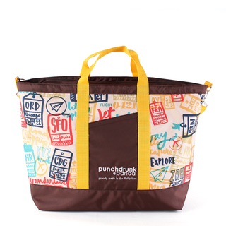 Wander On Tote Bag