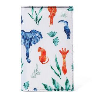 Jungle Fever Passport Wallet