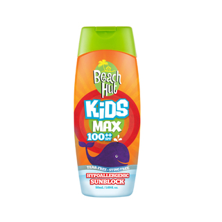 Beach Hut MAX SPF100 Lotion 50mL for KIDS