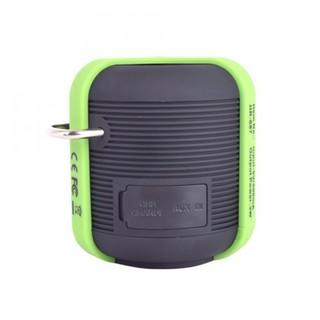 Zilla Tankrock Waterproof Bluetooth Speaker - Black