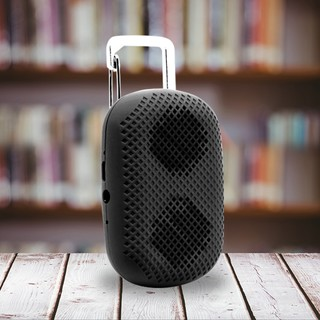 MϋV Mini Carabiner Bluetooth Speaker - Black