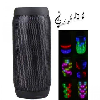 AEC Bluetooth Speaker With NFC MP3 And FM Radio - Black