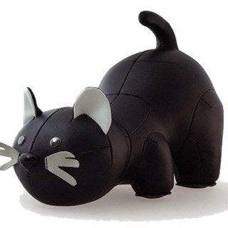 Zuny Classic Cat Bookend