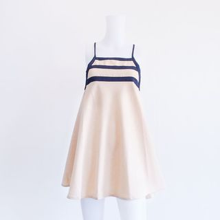 LAGU TIEN - SUNDRESS SAND/NAVY