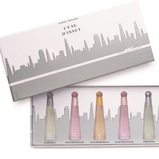 ISSEY MIYAKE L'EAU D'ISSEY MINIATURES SET 5X3.5ML