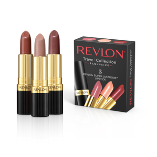 REVLON SUPER LUSTROUS™ LIPSTICK 3 PACK