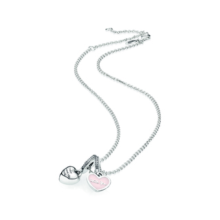 PANDORA I WANT TO TRAVEL WITH YOU NECKLACE SET