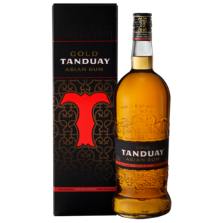 TANDUAY ASIAN RUM GOLD 1L