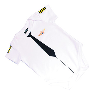 PAL Exclusives Pilot Baby Onesie