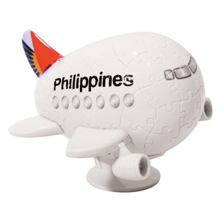 PAL Exclusives 3D Puzzle Plane