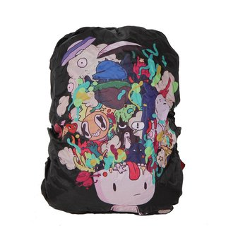 Creative Mind Backpack Cover Extra Small