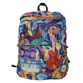 Joy of Music Backpack Cover Extra Small