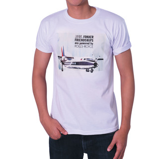Vintage Shirt-Fokker Friendships