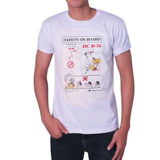 Vintage Shirt-Safety On Board