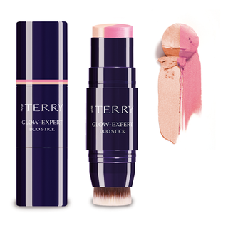BY TERRY GLOW-EXPERT DUO STICK N°2 TERRA ROSA