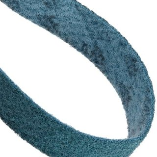 Scotch-Brite(TM) Surface Conditioning Belt, Reinforced, 1 Width x 30 Length, A Very Fine Grit (Pack of 10)