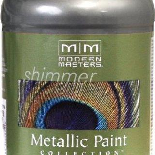 Modern Masters ME209-32 Metallic Pewter, 32-Ounce