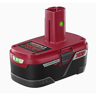 Craftsman C3 19.2 Volt XCP High Capacity Lithium Ion Battery Pack PP2030 (Bulk Packaged)