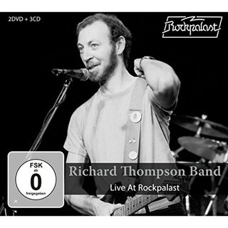 Live At Rockpalast [3CD+2DVD)