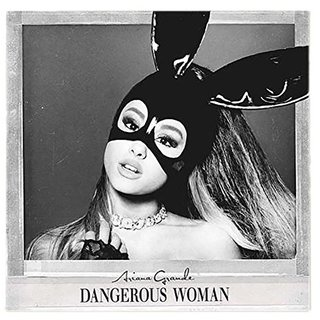 Ariana Grande Dangerous Women Vinyl Limited Edition Exclusive