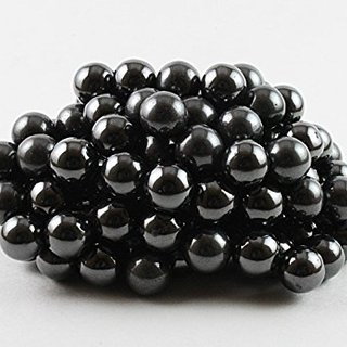 10mm Magnetic Balls set of 125 Pieces for Stress Relief and Mental Stimulation - Large Size Magnets