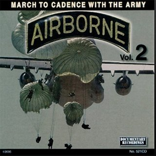 March to Cadence with the Army Airborne Vol. 2