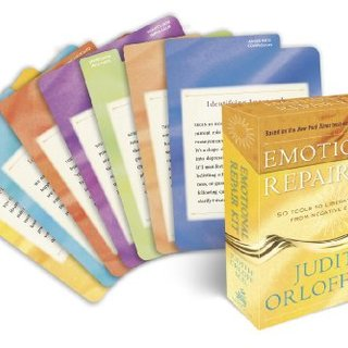 Emotional Repair Kit: 50 Tools to Liberate Yourself from Negative Emotions