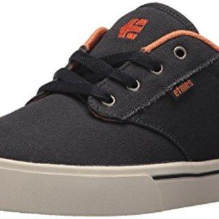 Etnies Mens Men's Jameson 2 Eco Skate Shoe, Navy/Orange, 10 Medium US