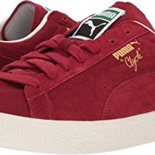 PUMA Men's Clyde From The Archive Red Dahlia 7 D US