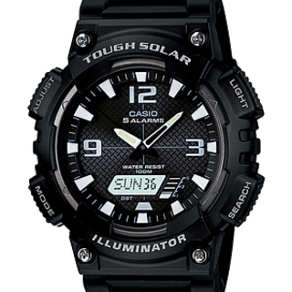 CASIO ANALOG WATCH (AQ-S810W-1AVDF)