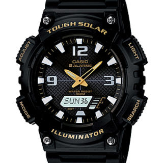 CASIO ANALOG WATCH (AQ-S810W-1BVDF)
