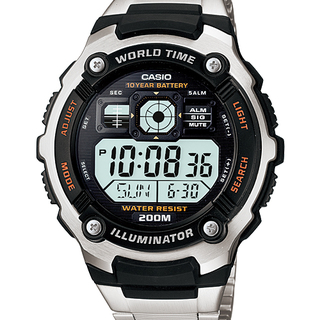 CASIO DIGITAL WATCH (AE-2000WD-1AVDF)