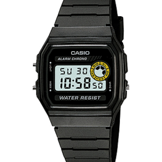 CASIO DIGITAL WATCH (F-94WA-8DG)
