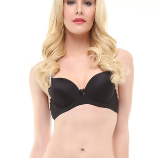 Mona Lisa Push-up Bra (Black-1525)