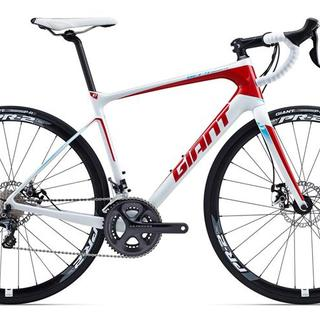 Giant Bicycle - DEFY ADVANCED 1 WHITE